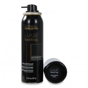 HAIR TOUCH UP ROOT CONCEALER - DARK BROWN