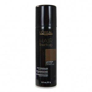 HAIR TOUCH UP ROOT CONCEALER -LIGHT BROWN
